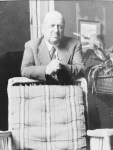 Federico Ángel Milia Prieto, Santa Fe, circa 1945.